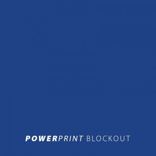 POWERPrint Blockout